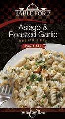 T2 Pasta Kit - Asiago & Roasted Garlic