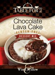 T2 Dessert Mix - Chocolate Lava Cake