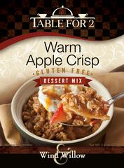 T2 Dessert Mix - Warm Apple Crisp