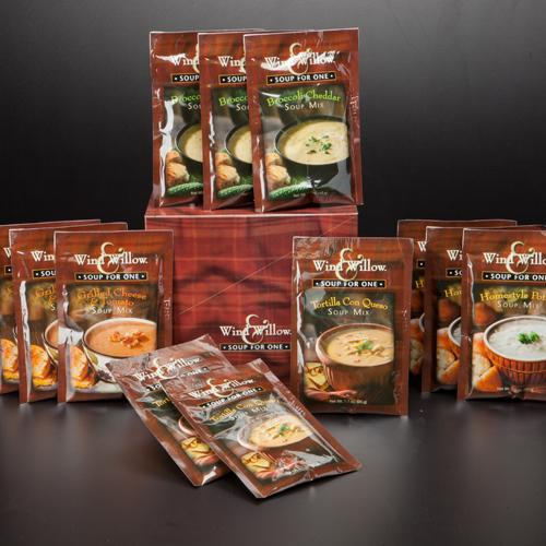 WW 1-Cup Soup Mix Adventure Pack