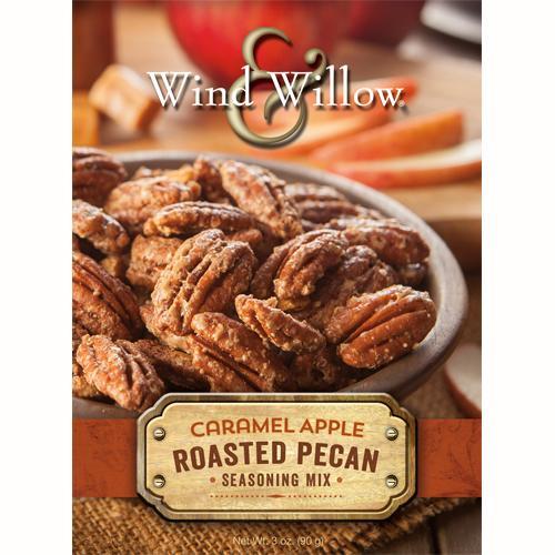 Roasted Pecan Seasoning Mix - Caramel Apple