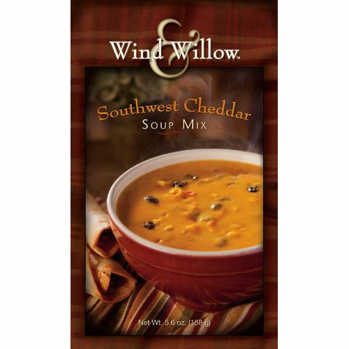 Southwest Cheddar Soup Mix