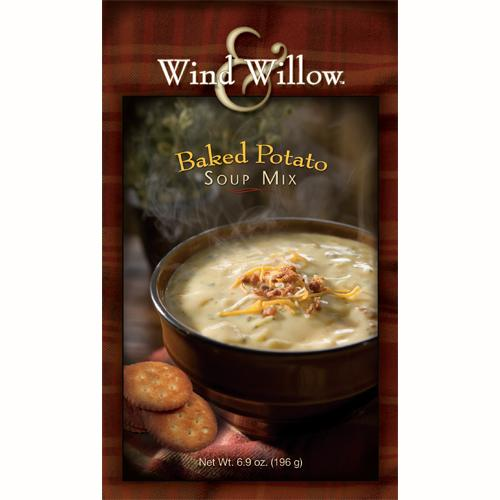 Baked Potato Soup Mix