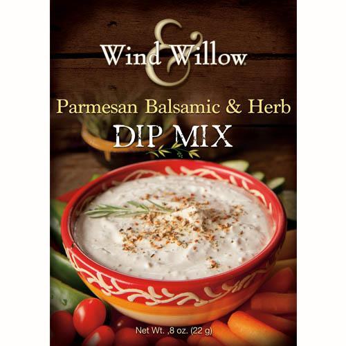 Parmesan, Balsamic & Herb Dip Mix