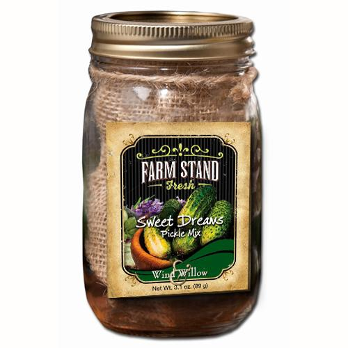 Farm Stand / P and J Sweet Dreams Pickle Kit