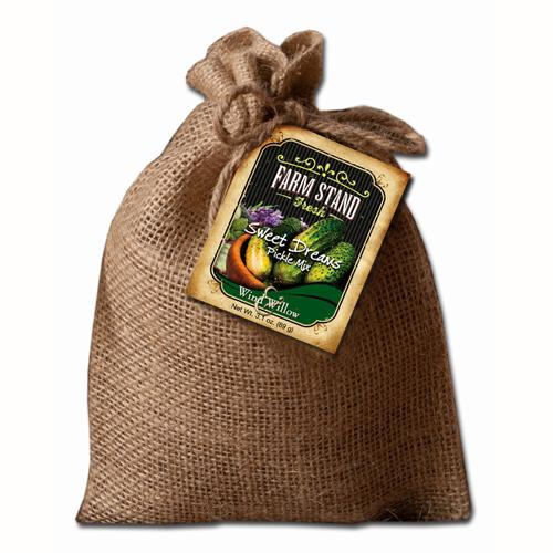 Farm Stand / P and J Sweet Dreams Pickle Refill