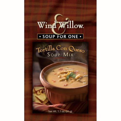 1 Cup Tortilla con Queso Soup Mix
