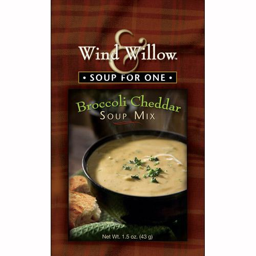 1 Cup Broccoli Cheddar Soup Mix