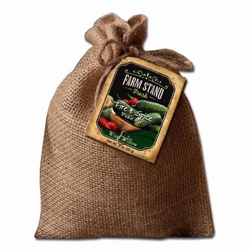 Farm Stand / Pearl and Johnny Fire & Spice Pickle Mix Refill