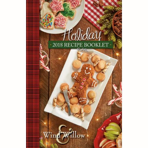 Holiday 2018 Recipe Booklet