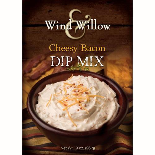 Cheesy Bacon Dip Mix