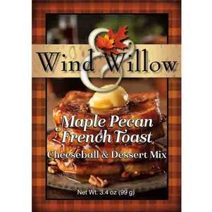New  Maple Pecan French Toast Cheeseball & Dessert Mix