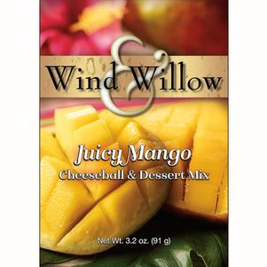 Juicy Mango Cheeseball & Dessert Mix
