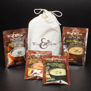 WW 1-Cup Soup Mix Hiker's Pack