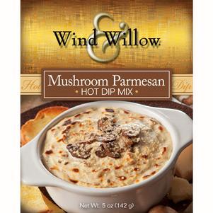 Mushroom Parmesan Hot Dip Mix