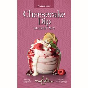 Raspberry Cheesecake Dip Mix