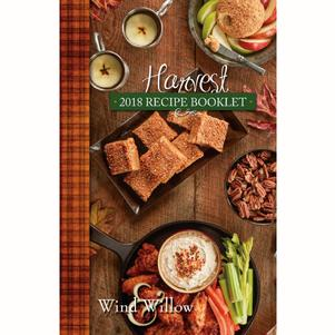 Harvest 2018 Recipe Booklet