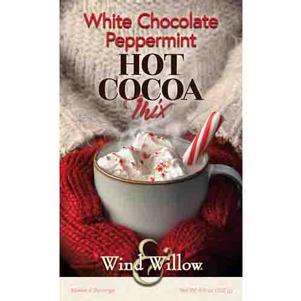White Chocolate Peppermint Hot Cocoa Mix