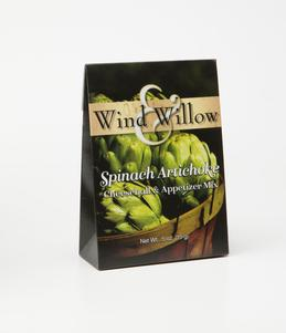 Spinach-Artichoke Cheeseball & Appetizer Mix