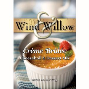 Crme Brulee Cheeseball & Dessert Mix