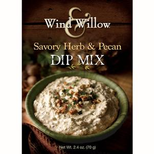 Savory Herb & Pecan Dip Mix