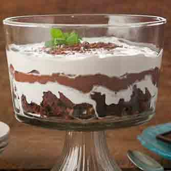 Brownie Batter Trifle