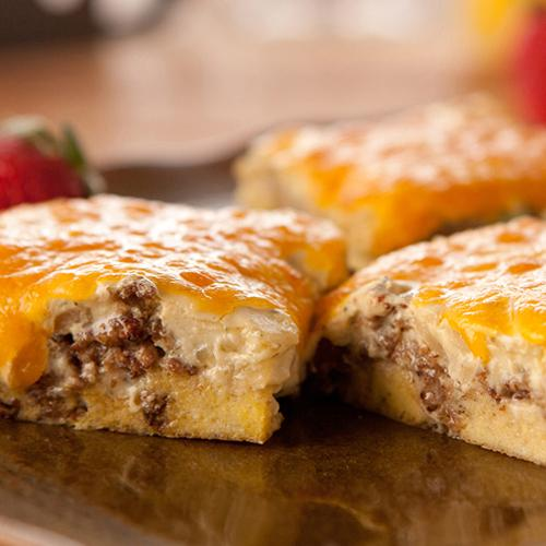 Morning Sunshine Breakfast Casserole Recipe