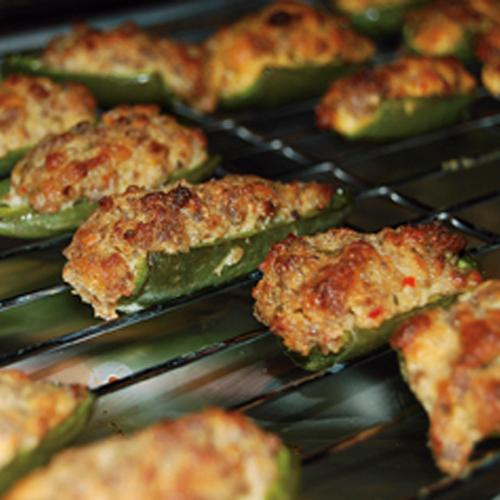 Santa Fe Stuffed Jalapenos Recipe