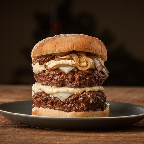 Burger Topper