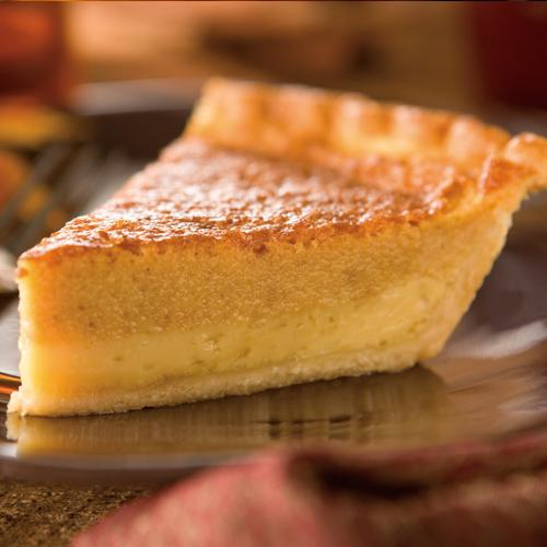 Pumpkin Spice Custard Pie Recipe