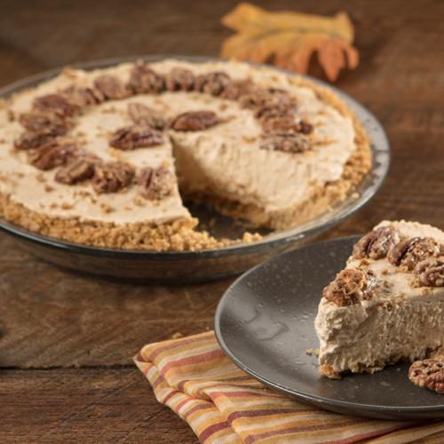 Quick Pumpkin Cheesecake