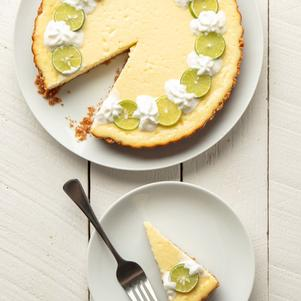 Key Lime Cheesecake Tart