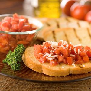 Bruschetta Appetizer