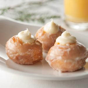 Sweet Surprise Donut Holes