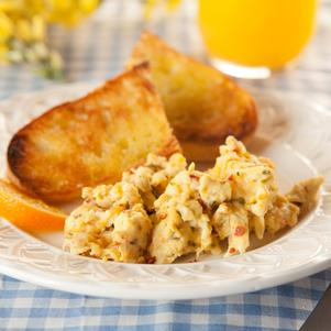 Morning Breakfast Scramble