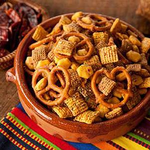 Savory Party Mix
