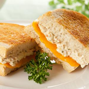 Grilled Cheese for Grown Ups