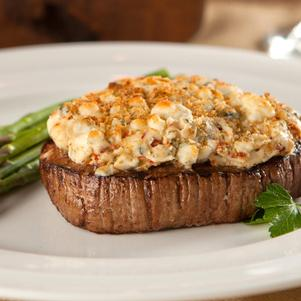 Bacon Bleu Cheese Filet