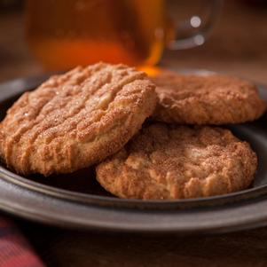 Spiced Orange Cookies