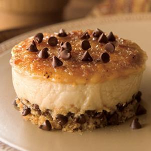 Peanut Butter Brulee