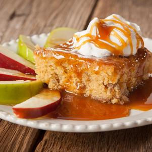 Incredible Apple Cake
