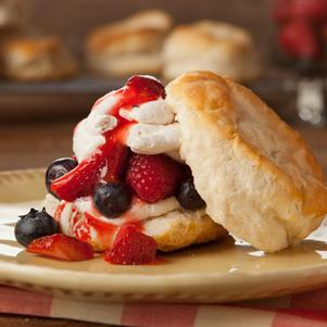 Berry Berry Shortcake Recipe