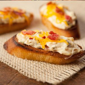 Crostini Bread Appetizers